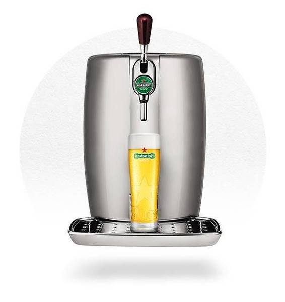Tireuse a biere philips perfectdraft