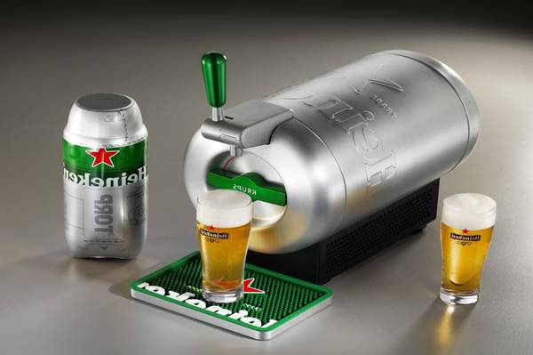 Probleme avec machine à biere philips